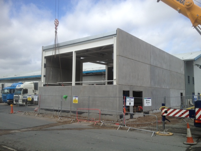 Lidl Extension Runcorn