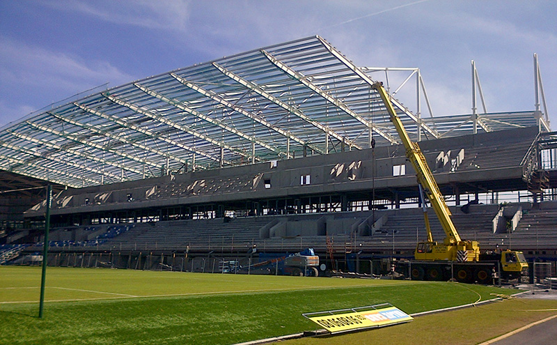 Windsor Park Stadium Redevelopment, Belfast
