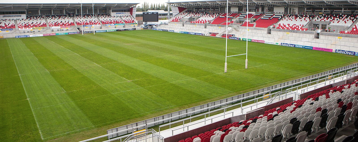 Pre-cast foundation at Ravenhill